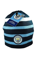 Manchester City F.C Reversible Beanie