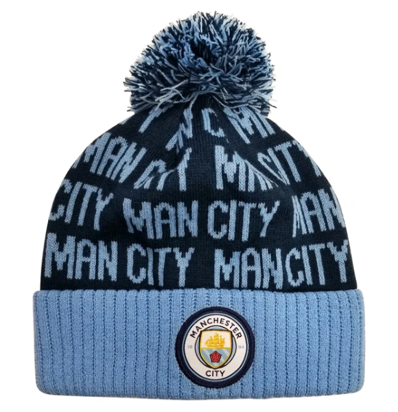 Leicester City Fc Knitted Hat Winter Beanie One Size