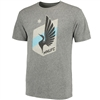 Minnesota United FC Adidas Tri-Blend T-Shirt-ADULT