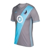 Minnesota United FC Adidas Authentic Home Jersey 2017-ADULT