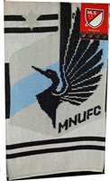 Minnesota United FC Adidas MLS Draft Scarf