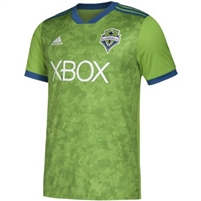 Seattle Sounders FC adidas Green 2018 Primary Replica Jersey-YOUTH