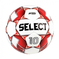 Select Numero 10 Soccer Ball -Red IMS/NFHS Size 5