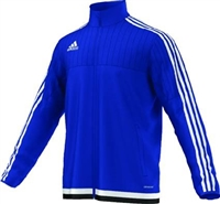 Adidas Tiro 15 Warm Up Jacket-ADULT