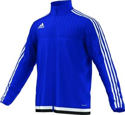 Adidas Tiro 15 Warm Up Jacket-ADULT