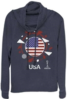 2019 WC USA Pride Juniors Cowl Neck