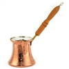 Copper Turkish Coffee Pot - Small 6 oz