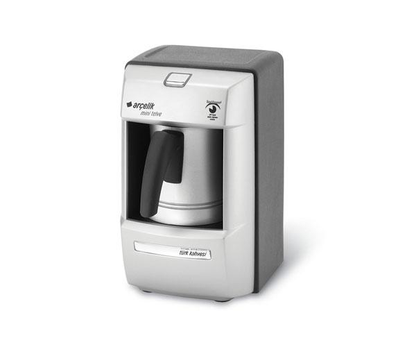 Arcelik I Turkish Coffee Machine Single Pot With 750 Watt Transformer