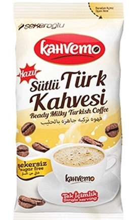 Turkcafe Instant Turkish coffee with Milk