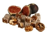 Turkish Delight by Akkent with Walnuts and Figs - Turkish Viagra