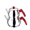 Turkish Tea Pot - 18/10 Stainless Steel