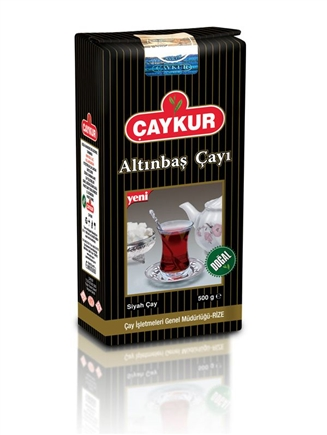 Turkish Tea by Caykur - Altinbas
