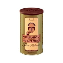 Turkish Coffee by Mehmet Efendi (17.6 oz or 500 g)