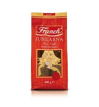 Jubilarna Croatian coffee by Franck
