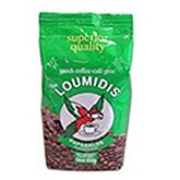 Loumidis Papagalos traditional Greek coffee