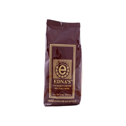 Edna's Gourmet Coffee (16 oz or 453 g)