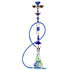 Hookah by Yahya - Blue Pharaoh