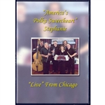 DVD - America's Polka Sweetheart Stephanie - Live from Chicago, recorded July 29, 2006 at The Howard Street Inn, Niles, Illinois