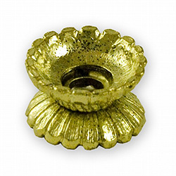 Gold - Petal Egg Stand