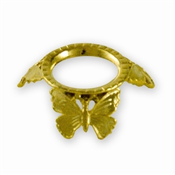 Gold - Butterfly Egg Stand