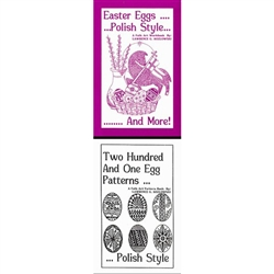 Easter Eggs Polish Style and Two Hundred and One Egg Patterns