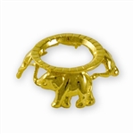 Gold - Elephants Egg Stand