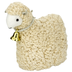 Polish Woolen Ram - Cream - Medium