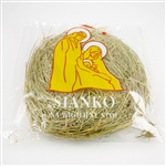 Christmas Hay (0.36 oz) Our Polish hay comes from the National Park Krzczonowski.  Incorporate it into your Wigilia celebration this year.