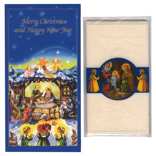 alternative views - Nativity Christmas Cards