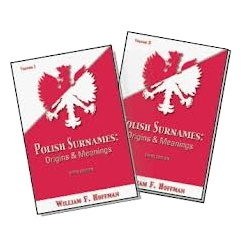 A detailed study of Polish surnames, their meanings and origins. Presented in alphabetical order for easy reference.