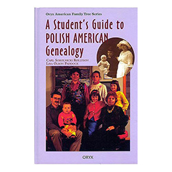 Sooner or later most people become curious about their roots. Use this book as a primary reference source for books dealing with Polish-American history and heritage.