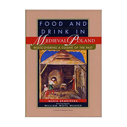 Food and Drink in Medieval Poland: Rediscovering a Cuisine of the Past - This is the first book of its kind in English to explore the fascinating culinary history of medieval Poland. The subject matter is examined through archeology, material culture, and