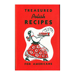 This was the first complete, hard cover collection of Polish cookery in the English language published in the United States. This book has been researched from old Polish cookbooks and recipes collected from the best of Polish – American cooks.