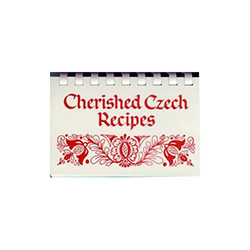 Reflects the food traditions of Czech Americans. A special section features traditional Christmas favorites of pioneer Czech families. Good old favorites including kolaches.