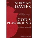 The most comprehensive survey of Polish history available in English, God's Playground demonstrates Poland's importance in European history from medieval times to the present.