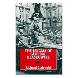 A victorious commander in the Polish campaign of 1939 and military governor of occupied Poland, he tried to stop the reign of terror by appealing to Hitler.  On 5 February 1948, General Johannes Blaskowitz died under mysterious circumstances while awaitin