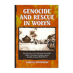 After the 1939 Soviet and 1941 Nazi invasions, the people of Southeast Poland underwent a third and even more terrible ordeal when they were subjected to mass genocide by the Ukrainian Nationalists. Tens of thousands of Poles were tortured and murdered