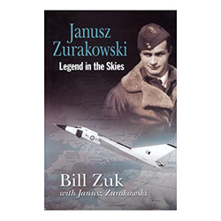 "Janusz Zurakowski was a superlative flier and a Second World War combat pilot. He was also a brilliant aerobatic pilot whose invention of the ""Zurabatic cartwheel"" remains as one of the most incredible aerial manoevres ever performed."