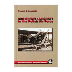 The world will always remember November 1918 for the signing of the Armistice and the cessation of WWI. For the Polish nation, this meant freedom for the first time in 123 years. Discover through intriguing text and photographs how the Polish Air Force...