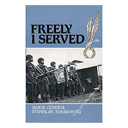 The memoirs of this well known Polish airborne General of WW 2, the author was born in Poland and saw service in the Austrian Army in World War I. He joined the newly created Polish Army in 1918 and served in a variety of command and staff positions durin