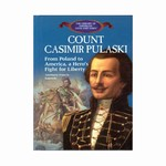 "This is the story of Count Casimir Pulaski in words, pictures and photographs written for children in grades 4 - 8 and is part of the American History series of books titled ""The Library of American Lives and Times"". Heavily illustrated on glossy paper an"