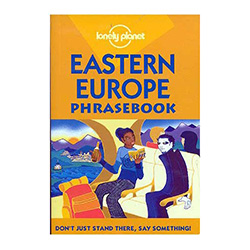 Getting Around, meeting people, reading menus..... This handy phrasebook will enrich your travel with essential words and phrases in Bulgarian, Czech, Hungarian, Polish, Romanian and Slovak.