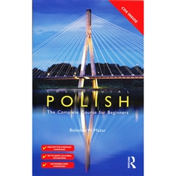 This new edition of the best-selling Polish course for beginners has been completely rewritten to make learning the language easier and more enjoyable than ever before.