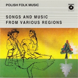 This CD contains 66 selections compiled in the 1970's of new and old recordings by musicians born between 1866 and 1962. These works come from 13 distinct ethnic regions around Poland listed below. A classic recording. Polish-English language booklet encl