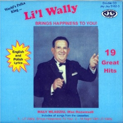 Li'l Wally Brings Happiness To You