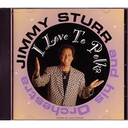 Is the follow-up to Jimmy Sturr's Grammy-nominated Polka Your Troubles Away. It's a winning collection that's ready made for the dance floor, featuring snappy orchestral arrangements, vocals by Johnny Karas and The Jordanaires, and the distinctive clarine
