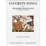 This is a collection of 40 popular Polish folk songs with piano accompaniment. It covers a wide range from the formal national anthems to the folk and party songs and all with English translations.