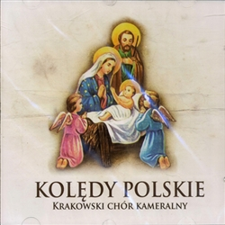 Krakowski Chor Kameralny Spiewa Koledy - 27 traditional Polish carols sung by the students from the Krakow Academy of Music. The setting is the Pauline Fathers Church in Krakow with it's outstanding acoustics.