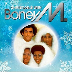 My first contact with Boney M (pronounced Bonnie M) was in my student days in Krakow. This Euro-Disco group was a European phenomenon in the 1970's and their popularity continues today.  Created by German record producer Frank Farian the group stayed toge