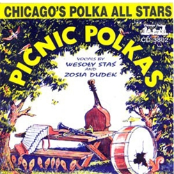 By Chicago's Polka All Stars, songs alternate between instrumental and vocal! Vocals by Wesoly Stas and Zosia Dudek
